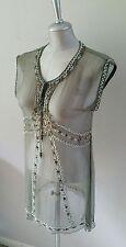 Mint Velvet ladies sheer over dress size 8