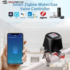 Ewelink ZigBee APP Control Smart Manipulator Electric Water Gas Valve Switch