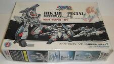 ARII Plastic Model Kit - Hikaru Special Super Valkyrie VF-1S Macross 1/100 Scale