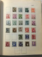 CJ36) Czechoslovakia mainly used collection 1918 – 1976