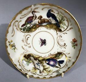 Loosdrecht 18thC Saucer Dutch Antique Porcelain Oud Loosdrecht c1771-84