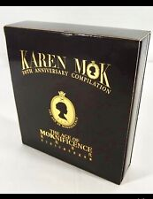 Karen Mok 莫文蔚 莫后年代 20th Century CD+DVD Taiwan Limited Edition!!