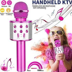 Mikrofonlautsprecher KTV Player Mic Party Wireless Bluetooth Handheld Kar