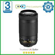 Nikon Nikkor AF-P DX 70-300mm f/4.5-6.3 G VR-Obiettivo ed 3 anni di garanzia