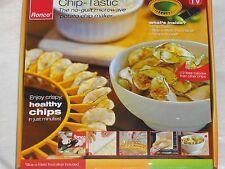 Ronco CH1001YLGEN Chip-Tastic Microwave Cooker w Slicer * Buy 2 Get 3rd FREE