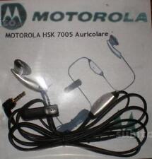 AURICOLARE MOTOROLA V360 560 (HSK7005) UNIVERSALE ORIGINALE NUOVO