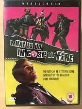 Til Schweiger WHAT TO DO IN CASE OF FIRE ~ 2002 German Cult Film | UK DVD