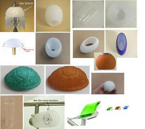 Ersatzglas Zubehör für Aussenleuchte, Pendelleuchte,Tischleuchte,Stehleuchte