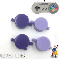 Super Nintendo SNES Knöpfe famicom Silicon Gummi Pads Controller Buttons Knopf 2