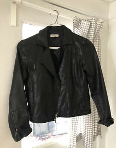 Fossil Leather Jacket XS