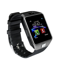 Smartwatch SW9 (Bluetooth, Android) color negro