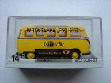 Brekina 018463 VW T1b Samba Post Hotel Volkswagen 1:87 Neu