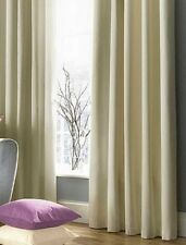 Tara Sateen Lined Eyelet Ring Top Curtains - NOW £5, £15 & £20 TO CLEAR
