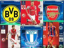 2 Karten aussuchen Panini Adrenalyn XL Champions League 2014/2015 Fussballkarten