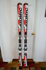 New listing ATOMIC RACE SL SKIS SIZE 170 CM WITH ATOMIC BINDINGS