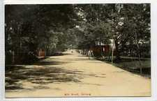 (Gy691-460) Hill Road, SABANG, Indonesia c1910 VG-EX