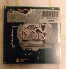 Intel Core i7-2640M 2.8GHz 4MB Cache Mobile Laptop Processor CPU SR03R