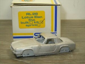 Lotus Elan - SMTS RL28 - 1:43 in Box *51185