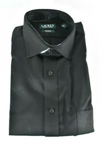 Lauren Ralph Lauren Men Dress Shirt New 16 32/33 17 34/35 17.5 34/35 Regular Fit