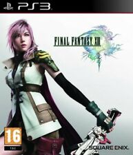 Final Fantasy XIII PS3 - Factory Sealed New With PS3 Strip