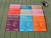 Scotrail  Railway Timetables  2012