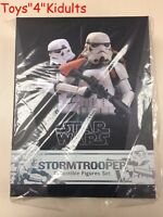 Hot Toys MMS 394 Star Wars Rogue One Stormtrooper Jedha Patrol (TK-14057) NEW