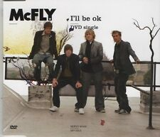 McFLY I'll be OK  RARE 2 TRACK DVD SINLE WITH POSTER  NEW - NOT SEALED