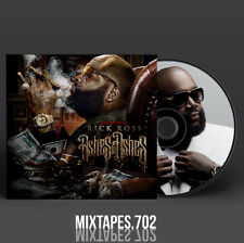 Rick Ross - Ashes To Ashes Mixtape (Full Artwork CD Art/Front Cover/Back Cover)