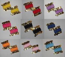 Bauchtanz Armband mit Goldenen Münzen Belly Dance Fasching Karneval Tribal