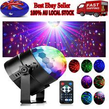 Disco Party Wedding Light RGB Stage DJ Laser Lights club Crystal Magic Ball