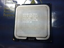 Intel Core 2 Duo CPU E7500 SLGTE 2.93GHz 3Mb 1066 LGA 775 Computer Chip QTY AVBL