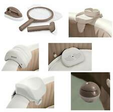 Intex Spa Zubehör Whirlpool Kopfstütze Getränkehalter Sitz oder Dispenser