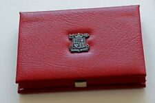 More details for 1989 uk royal mint proof 9 coin cased set including £2 claim of rights