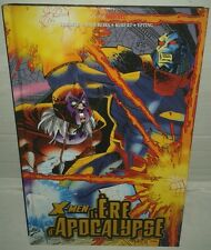 BD X-men L'ere d' apocalypse volume 4 best of marvel panini comics games jeu