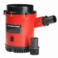 Johnson Heavy Capacity Bilge Submersible Pump 2200 GPH 24V SS2343 Shaft 22084