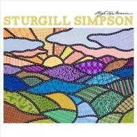 HIGH TOP MOUNTAIN [VINYL] STURGILL SIMPSON NEW VINYL RECORD