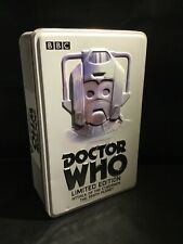 BBC Doctor Who Attack Of The Cybermen Limited Edition Tin - UK PAL VHS 2000