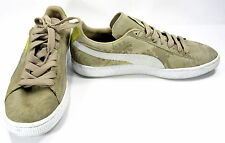 Puma Shoes Suede Classic Trop Lo Beige/Tan/Brown Sneakers Size 10