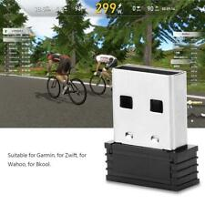 ANT+USB Transmitter Receiver Compatible for Garmin Bicycle Computer Cycling New