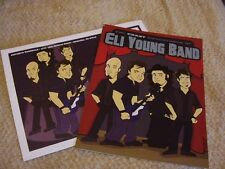 Eli Young Band *ACM VIP Voter 8-Page Comic Book Mailer & Envelope!