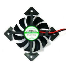 Evercool Video Card Replacement Fan 45mm x 10mm EC4510M12S X-type Frame