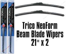 "2-Pack Trico NeoForm 16-210 21"" Wiper Blades Super-Premium Beam - All Season"