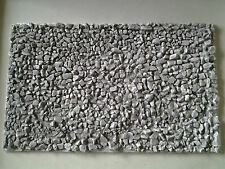 MURO IN VERA PIETRA IN RILIEVO cm.20 x12. REALISTICOx tutte le scale Art. K 2012