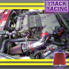 1994 1995/94 95 PONTIAC GRAND PRIX 3.4 3.4L V6 AIR INTAKE KIT Red