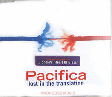 BLONDIE CD Heart Of Glass (SAMPLE) on PACIFICA - Lost In Translation 3 MIX #2