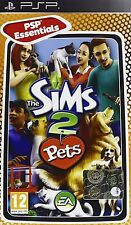 The Sims 2 Pets  PSP  nuovo