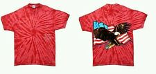 TRAVIS SCOTT Made in America 2016 exclusive T-shirt M kanye pablo RED