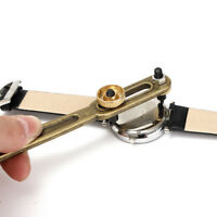 Watch Back Case Cover Opener Adjustable Remover Repair Wrench Watchmaker Tool US