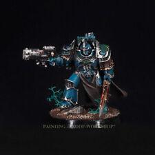 Warhammer 40K Alpha Legion Praetor in Cataphractii
