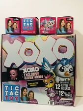 Blip Toys Tic Tac Toy XOXO Exclusive Glitter Friends set